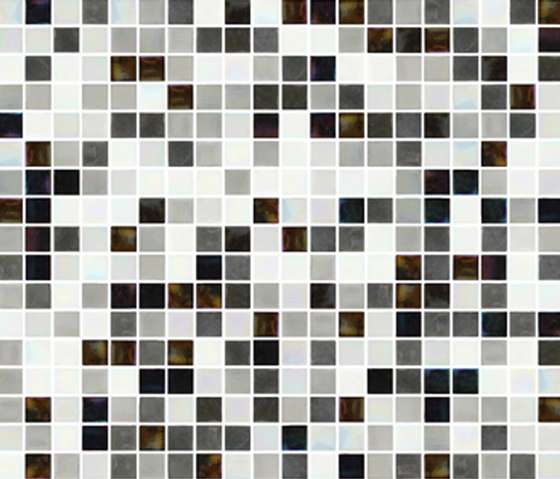 Sfumature 15x15 City by Mosaico+ | Glass mosaics