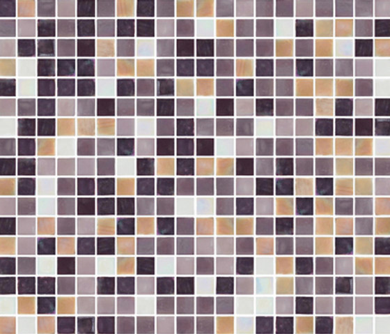 Sfumature 15x15 Sunset by Mosaico+ | Glass mosaics