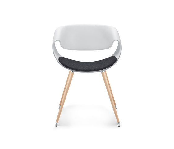 Little Perillo | Public-arena chair by Züco | Chairs