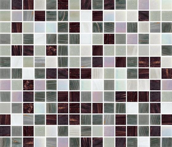 Sfumature 20x20 Cupido by Mosaico+ | Glass mosaics