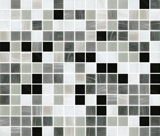 Sfumature 20x20 Vittoria by Mosaico+ | Glass mosaics