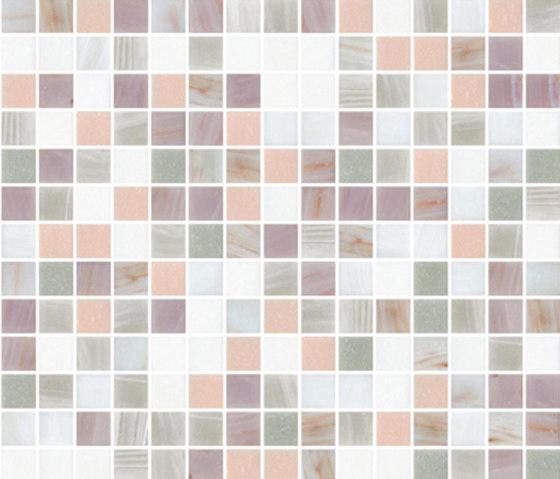 Sfumature 20x20 Giunone by Mosaico+ | Glass mosaics