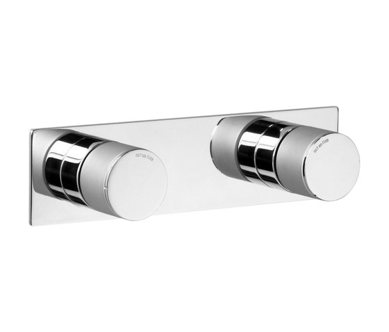 Bamboo 3292 PS by Rubinetterie Stella S.p.A. | Shower controls