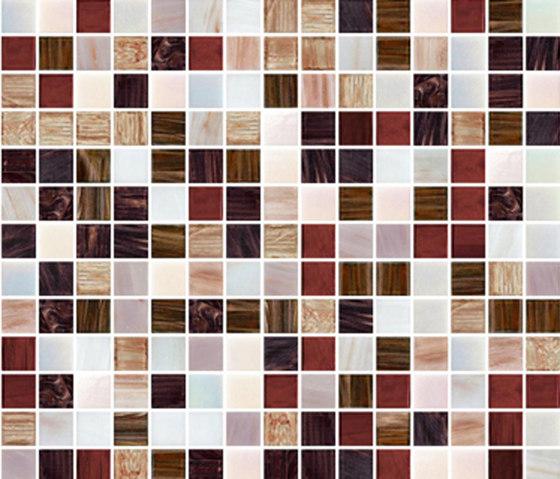 Sfumature 20x20 Vulcano di Mosaico+ | Mosaici