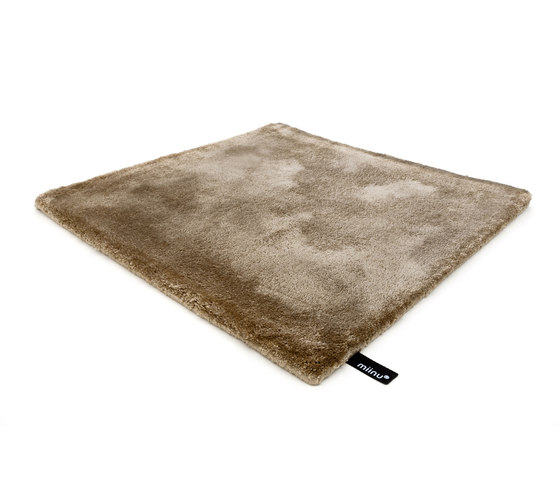 Tencel prairie brown by Miinu | Rugs / Designer rugs