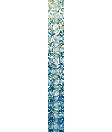 Sfumature 20x20 Tellus by Mosaico+ | Glass mosaics