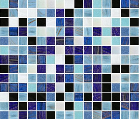 Sfumature 20x20 Venere by Mosaico+ | Glass mosaics