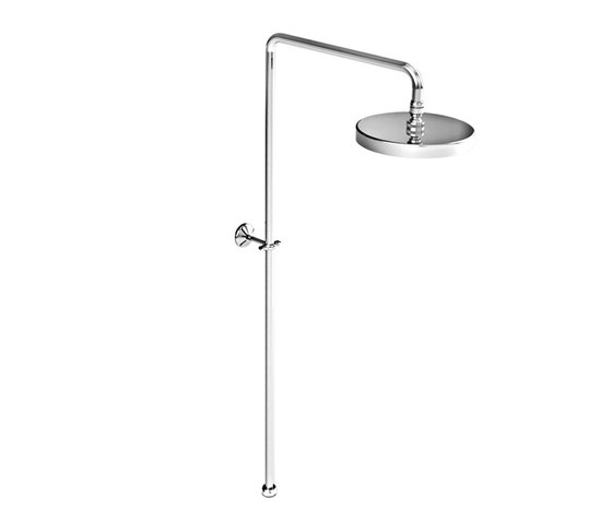 Bamboo 301|316 A 200 by Rubinetterie Stella S.p.A. | Shower controls