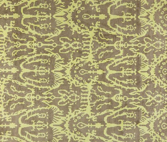 Vivid Vol. I coffee brown sulphur spring by Miinu | Rugs / Designer rugs