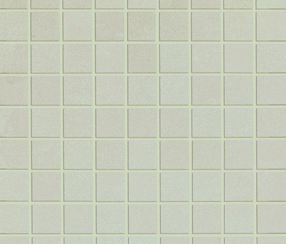 Sistem N Neutro Grigio Chiaro Mosaico by Marazzi Group | Ceramic mosaics