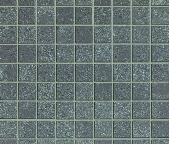 Sistem N Neutro Grigio Scuro Mosaico by Marazzi Group | Ceramic mosaics