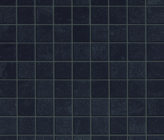 Sistem N Neutro Nero Mosaico by Marazzi Group | Ceramic mosaics
