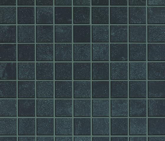 Sistem N Neutro Grafite Mosaico by Marazzi Group | Ceramic mosaics
