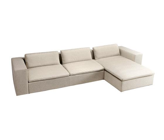 Puzzle by La Cividina | Sofa beds