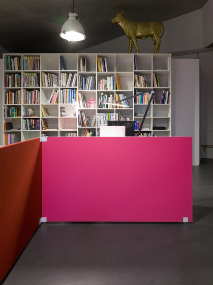TP30 KNIT PLAIN Panel by Rosso | Table dividers
