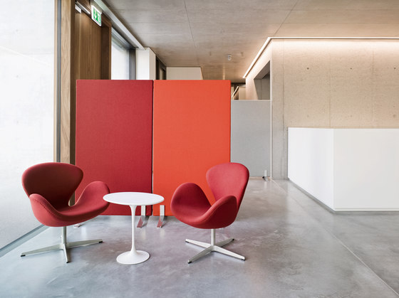 TP30 WOOL Panel by Rosso | Space dividers