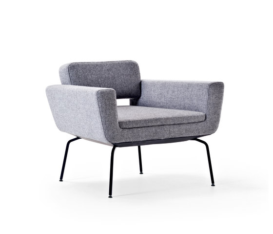 Serie 50 by La Cividina | Lounge chairs