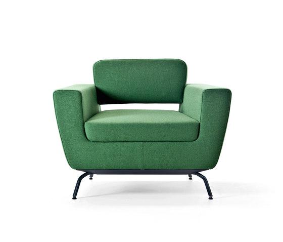 Serie 50 by La Cividina | Lounge chairs