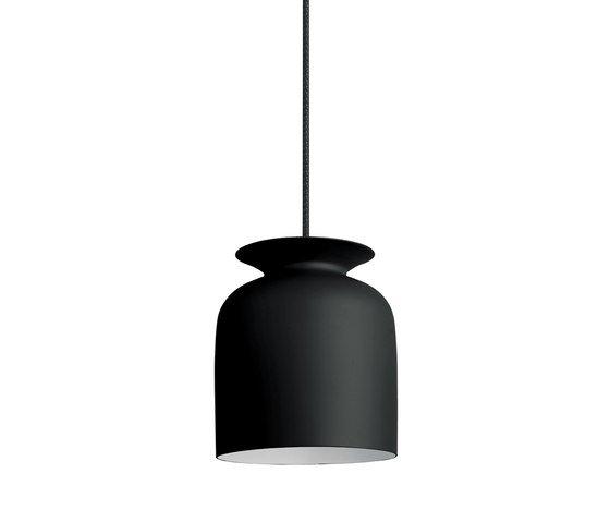 Ronde Pendant S | Charcoal Black by GUBI | General lighting