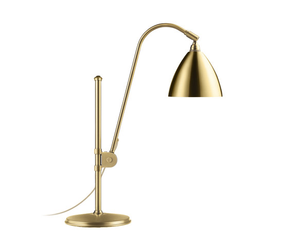 Bestlite BL1 Table lamp | All Brass by GUBI | Table lights
