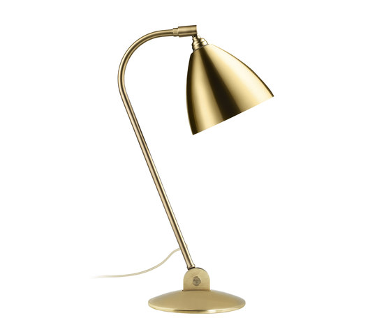 Bestlite BL2 Table lamp | All Brass by GUBI | Table lights