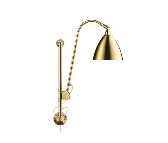 Bestlite BL5 Wall lamp | All Brass by GUBI | Wall lights