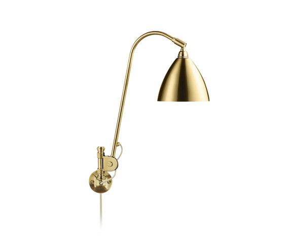 Bestlite BL6 Wall lamp | All Brass de GUBI | Lámparas de pared