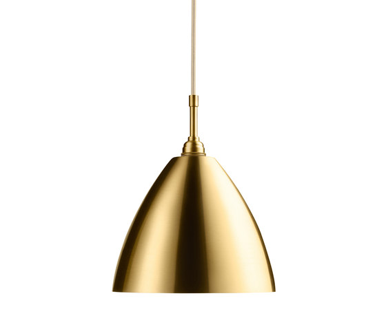 Bestlite BL9 M Pendant | All Brass by GUBI | General lighting