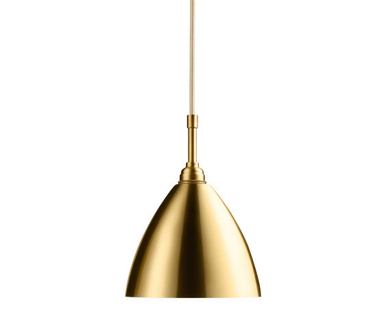 Bestlite BL9 S Pendant | All Brass by GUBI | Suspended lights