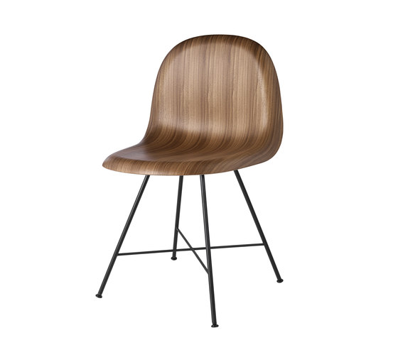 Gubi Chair – Center Base by GUBI | Restaurant chairs