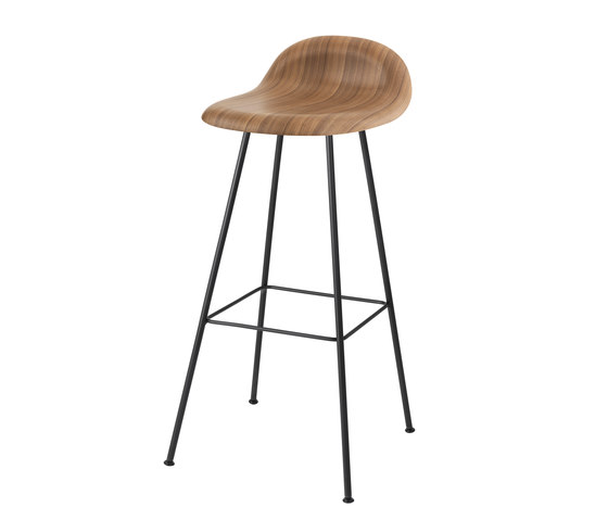 Gubi Stool – Center Base by GUBI | Bar stools