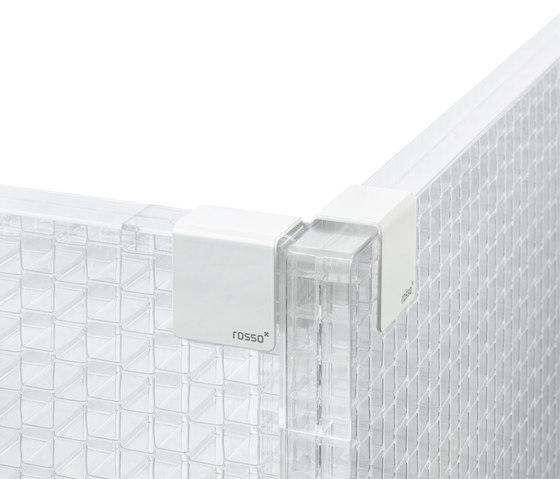 Team Binder Series | Corner Binder by Rosso | Partitions / Space dividers