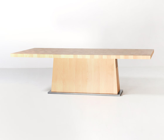 Kops dining table rectangular by Van Rossum | Dining tables
