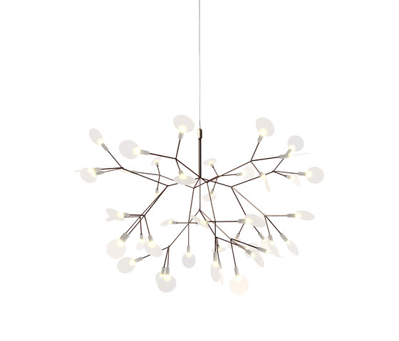 heracleum II small by moooi | General lighting