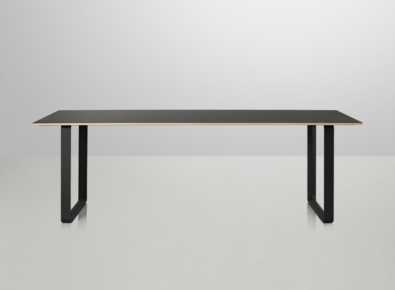 70/70 Dining Table | extra large by Muuto | Canteen tables