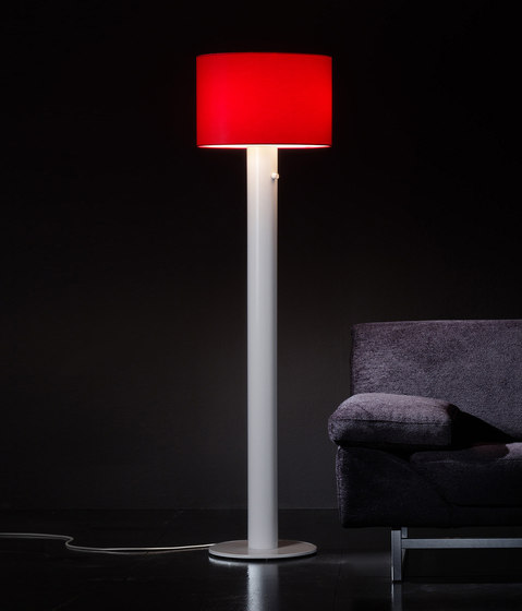 2123-3 Floor lamp by Luz Difusión | General lighting