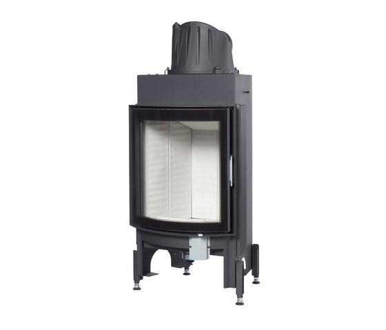 55K by Austroflamm | Wood burner inserts