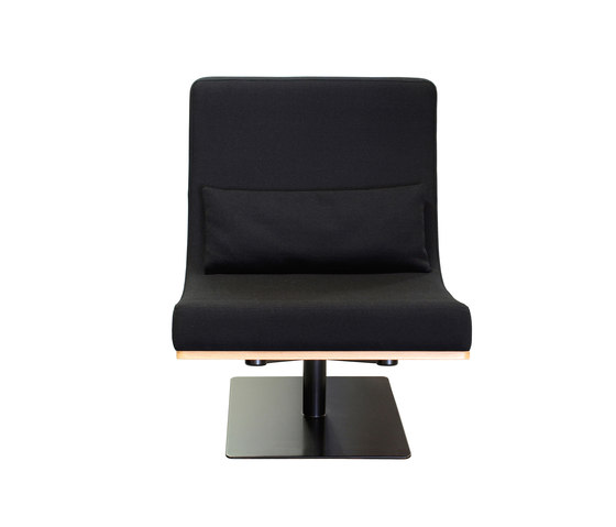 Unita Chair large by TABISSO | Lounge chairs