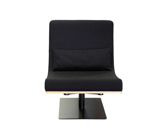 Unita Chair large de TABISSO | Sillones lounge
