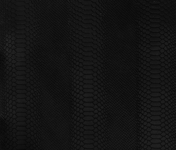 Cobra pitch black by Alphenberg Leather | Leather tiles