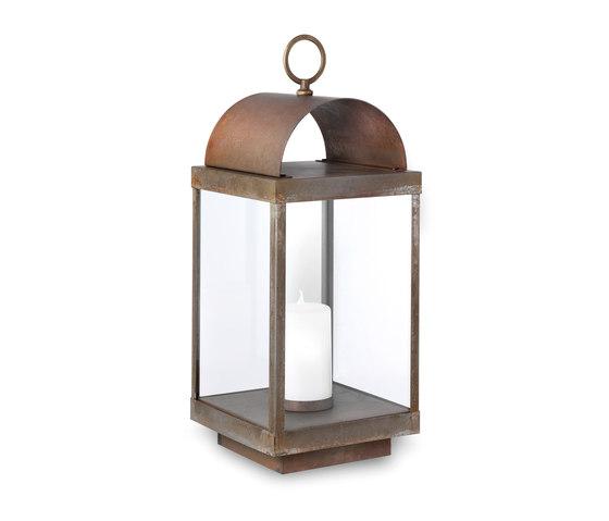Lanterne lampade da pavimento il fanale architonic for Lanterne da arredo