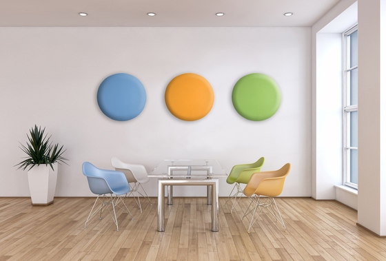 AGORAphil form element Circular by AGORAphil | Wall panels
