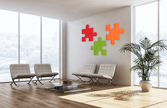 AGORAphil form element Puzzle by AGORAphil | Wall panels