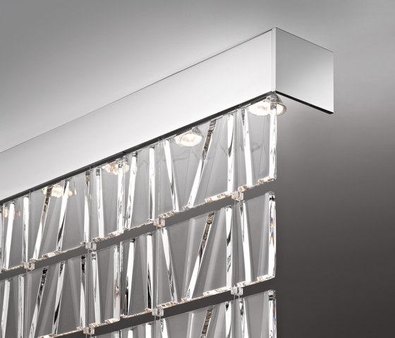 Tile D95 by Fabbian | General lighting