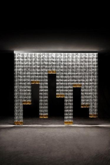 Tile D95 von Fabbian | Allgemeinbeleuchtung