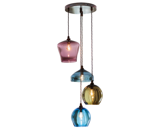 Pendant Chandelier by Curiousa&Curiousa | General lighting