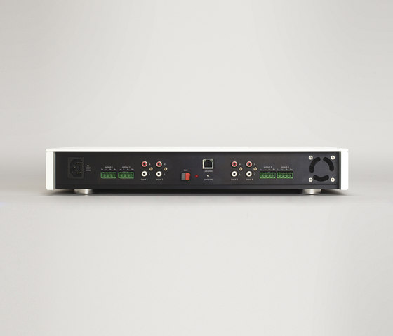Asano P4 de Basalte | Sistemas de audio
