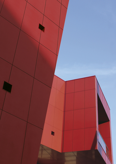 Sistem A facade di Marazzi Group   Sistemi facciate