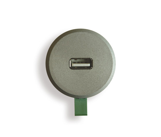 Puck by Basalte | USB power sockets