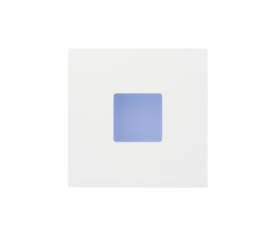 Tacto open satin white by Basalte | KNX-Systems